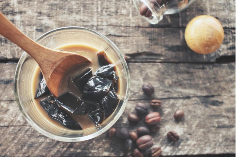 フレッシュ レシピ コーヒー