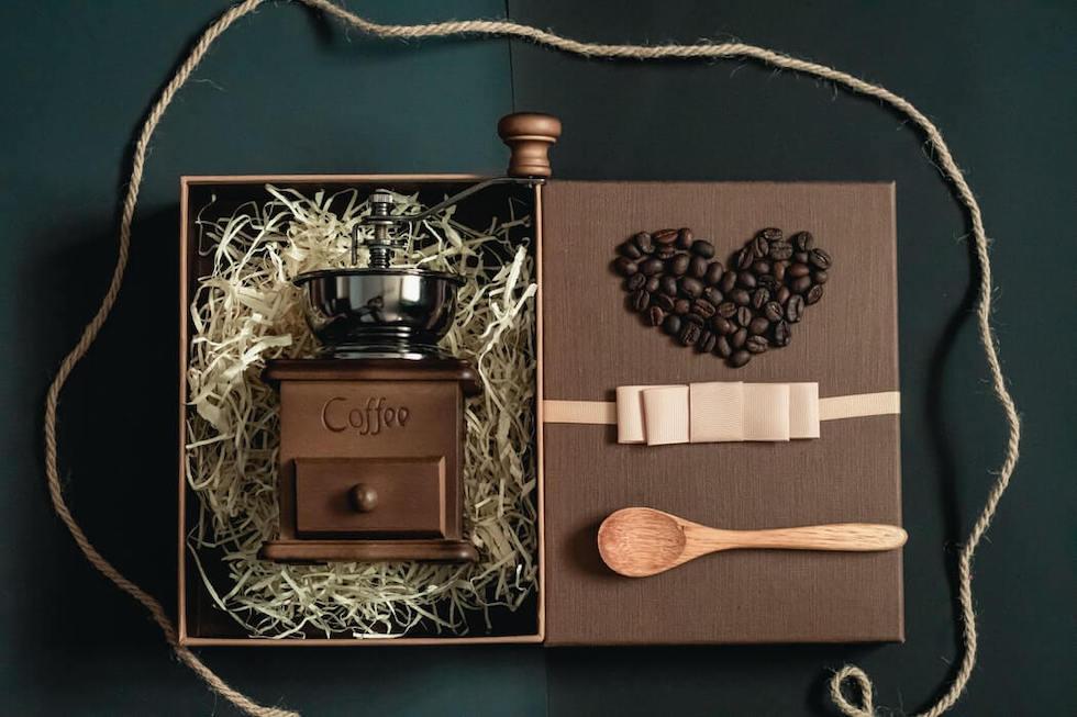 コーヒー 豆 挽き 方